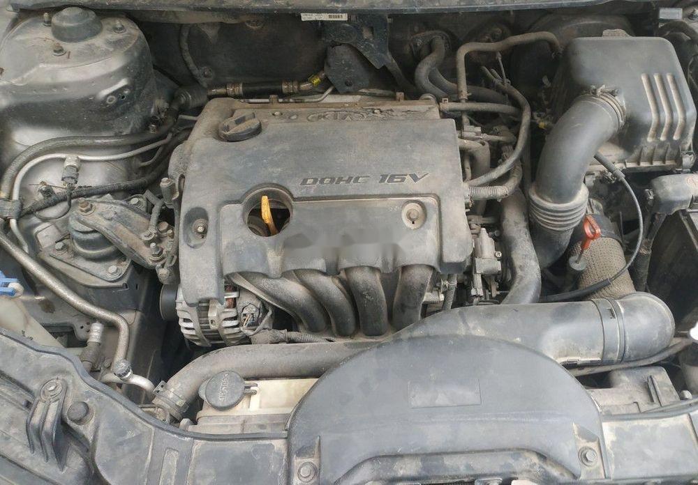 Cần bán lại xe Kia Forte sản xuất 2009, màu bạc, nhập khẩu chính chủ, giá tốt (5)