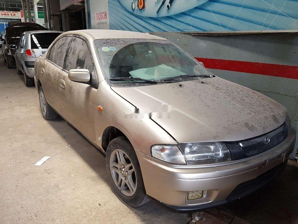 Bán xe Mazda 323 MT năm 2001, nhập khẩu (6)