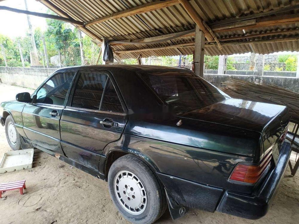 Bán xe Mercedes 190 năm 1984, nhập khẩu nguyên chiếc, 60tr (2)