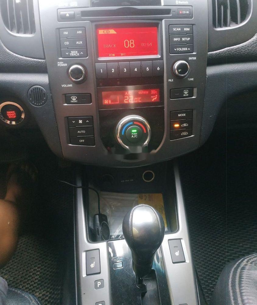 Cần bán lại xe Kia Forte sản xuất 2009, màu bạc, nhập khẩu chính chủ, giá tốt (4)