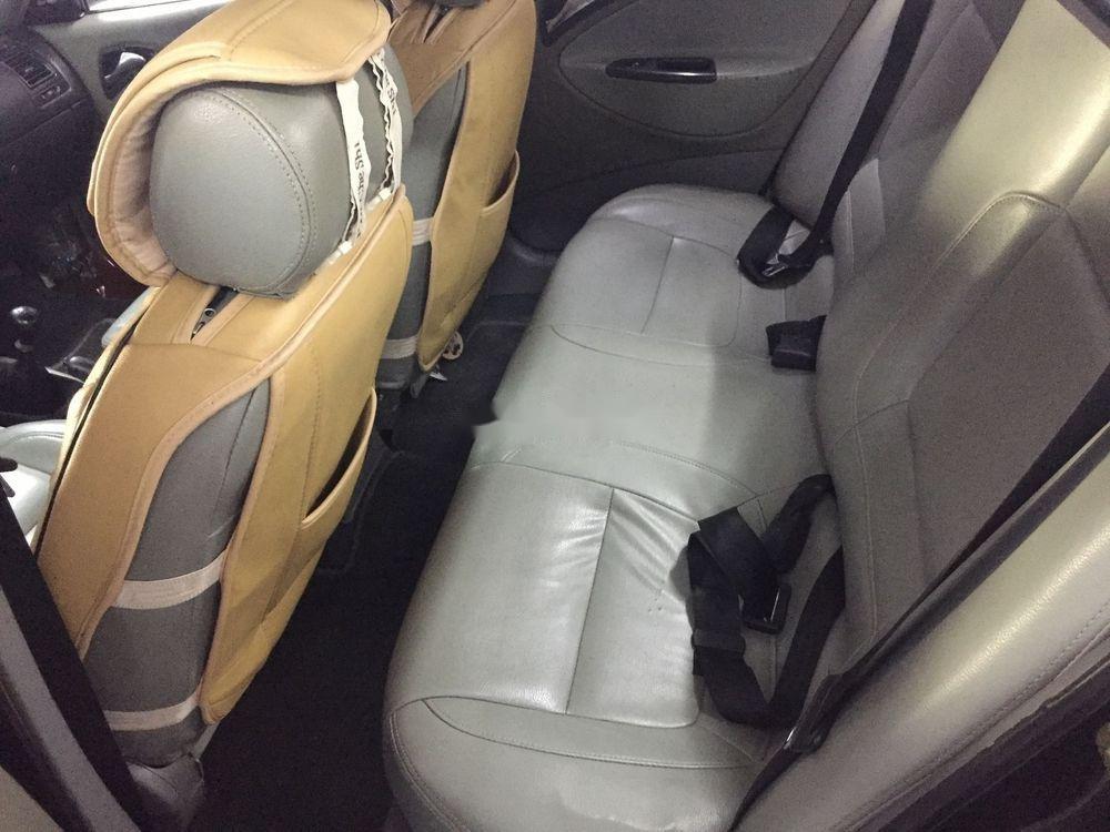 Xe Daewoo Nubira năm sản xuất 2000, màu đen (5)