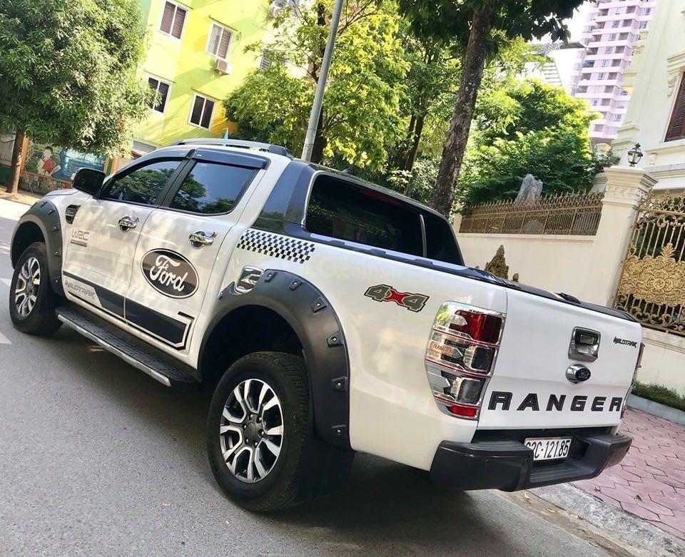 Cần bán lại xe Ford Ranger đăng ký lần đầu 2018, màu trắng mới 95%, giá 855 triệu đồng (9)