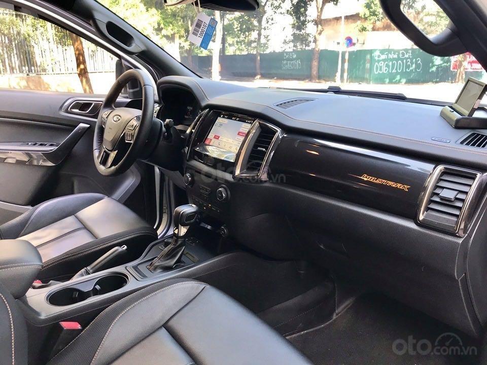 Cần bán lại xe Ford Ranger đăng ký lần đầu 2018, màu trắng mới 95%, giá 855 triệu đồng (18)