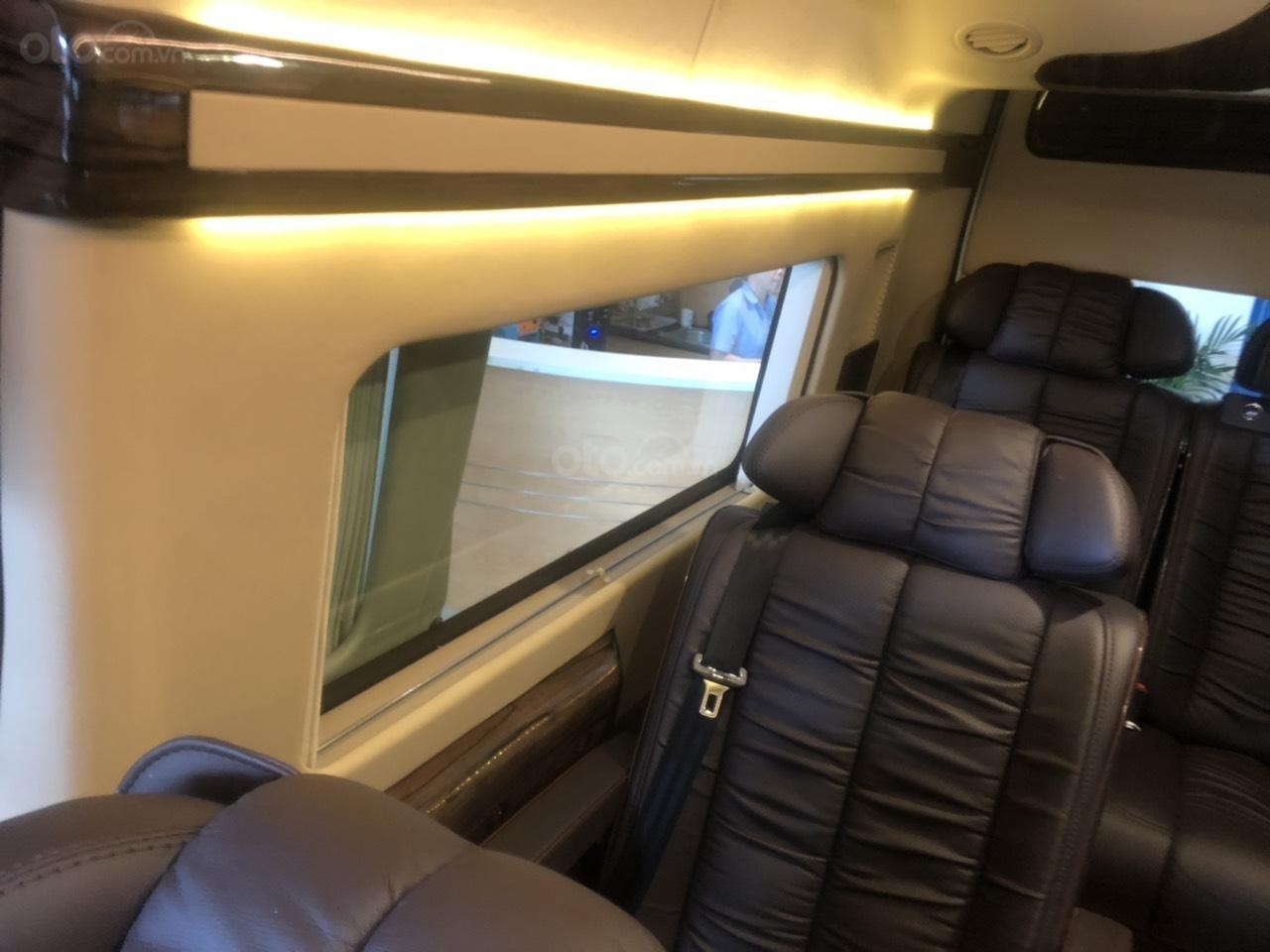 Transit Limousine 10 chỗ 2019 (4)