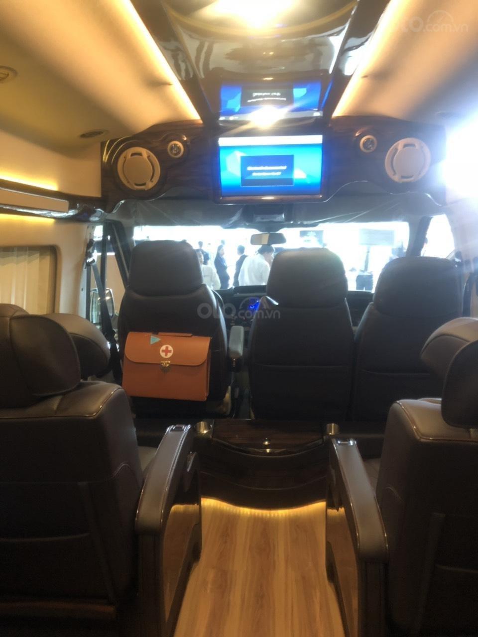 Transit Limousine 10 chỗ 2019 (10)