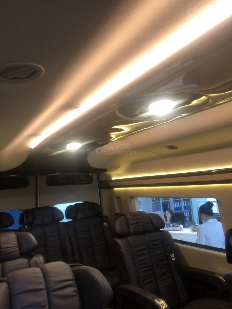 Transit Limousine 10 chỗ 2019 (7)