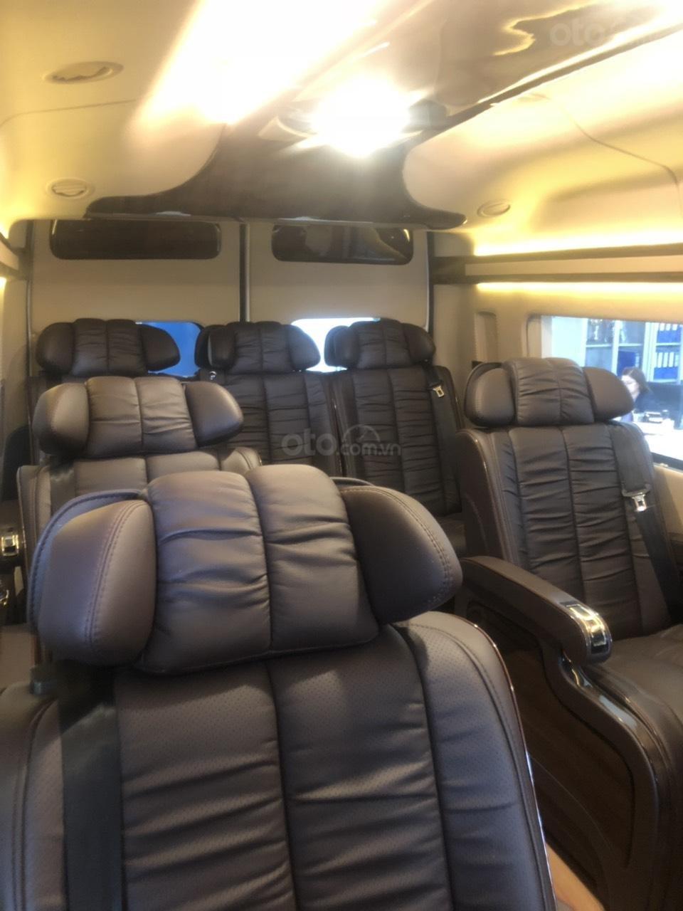 Transit Limousine 10 chỗ 2019 (11)