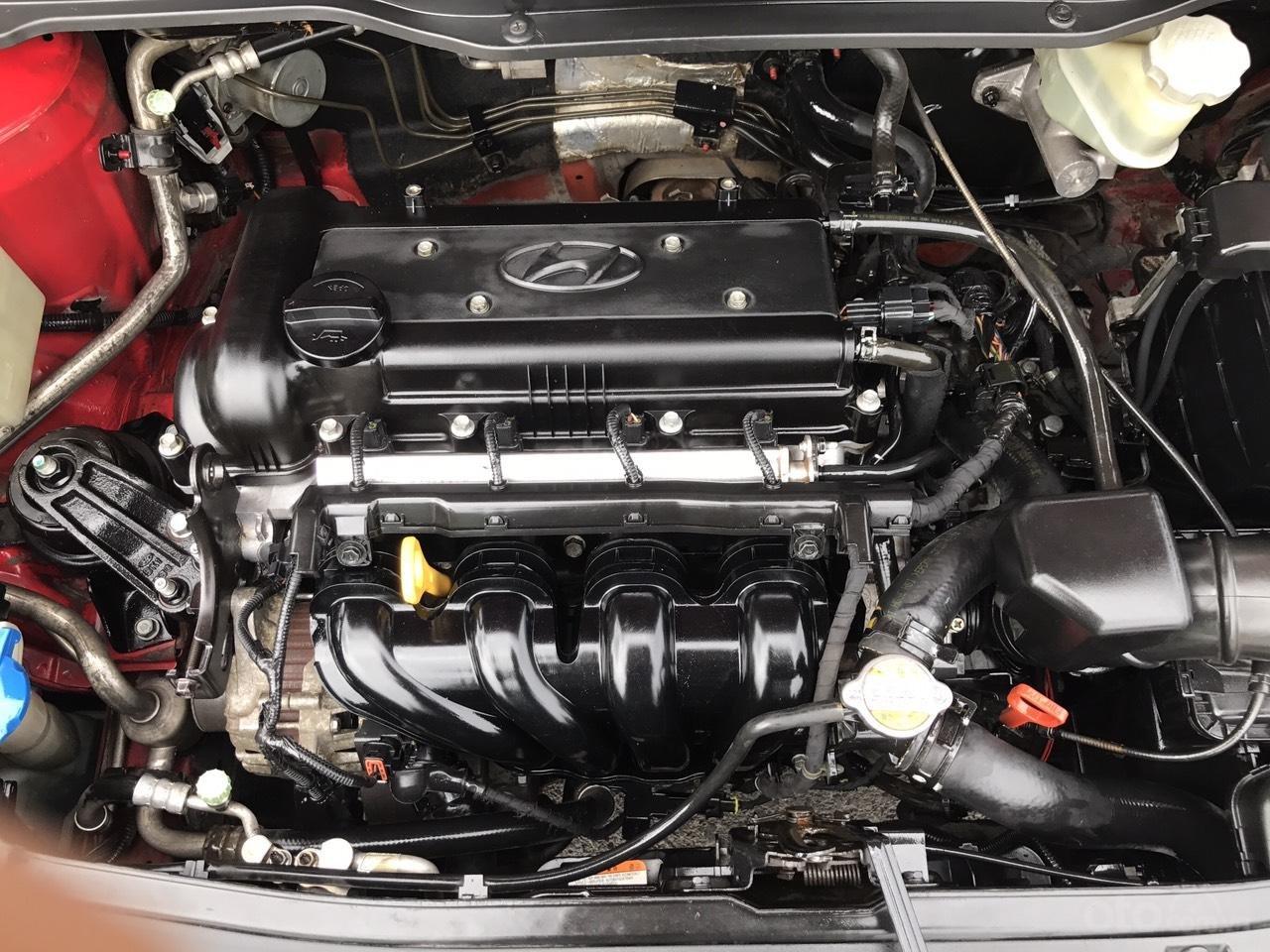 Bán Hyundai i20 1.4 AT đời 2011, màu đỏ, xe nhập, bản full, xe xuất sắc luôn (8)