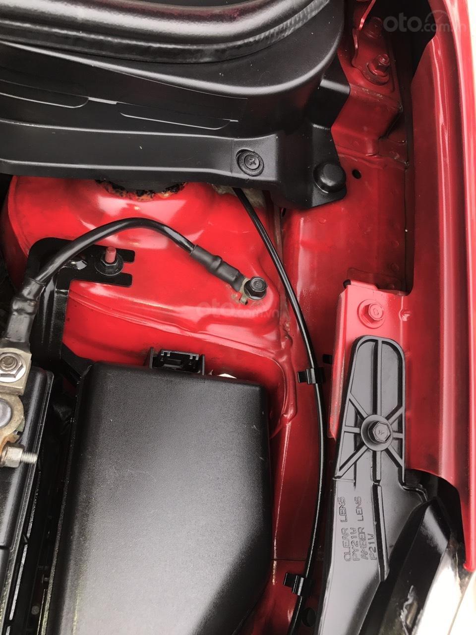 Bán Hyundai i20 1.4 AT đời 2011, màu đỏ, xe nhập, bản full, xe xuất sắc luôn (12)