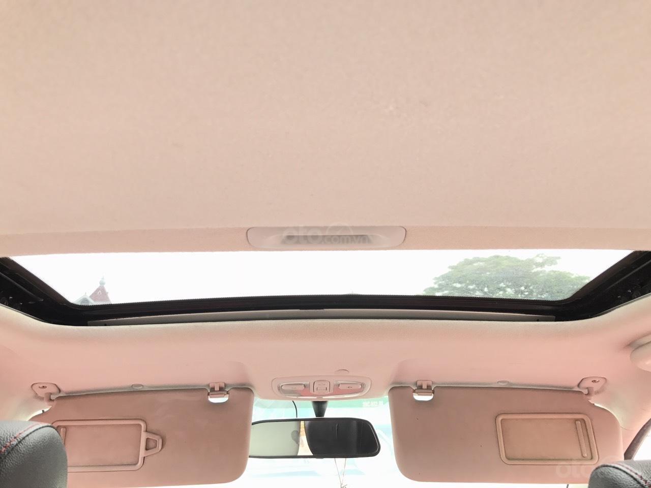 Bán Hyundai i20 1.4 AT đời 2011, màu đỏ, xe nhập, bản full, xe xuất sắc luôn (21)