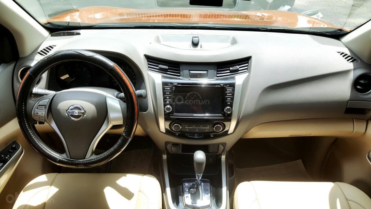 Bán xe Nissan Navara 2.5 AT 2WD đời 2018, nhập khẩu, liên hệ chính chủ 0917174050 - 0913992465 Thanh (8)