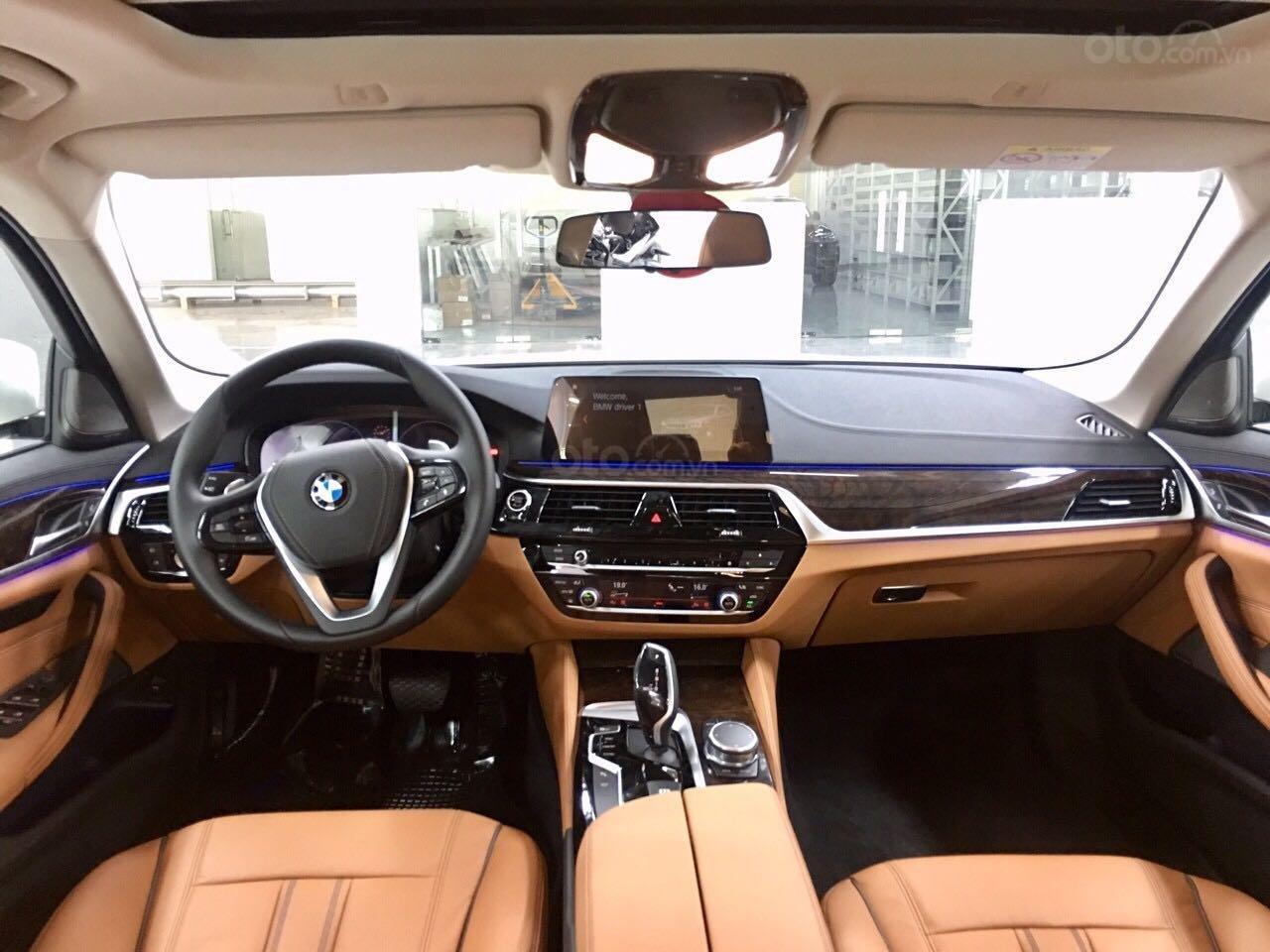 BMW 520i all new, giá tốt nhất miền nam (6)