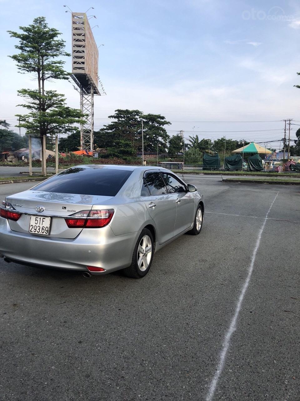 Bán Toyota Camry 2015 2.5Q, giá 856tr gặp chính chủ (4)