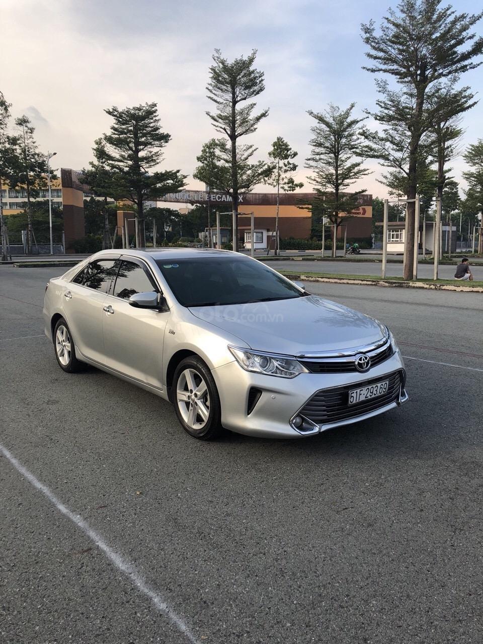 Bán Toyota Camry 2015 2.5Q, giá 856tr gặp chính chủ (5)