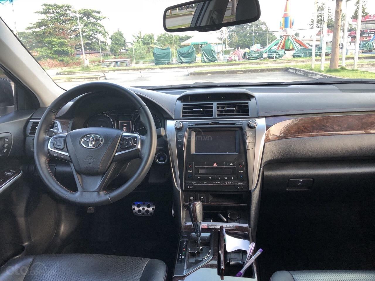 Bán Toyota Camry 2015 2.5Q, giá 856tr gặp chính chủ (7)