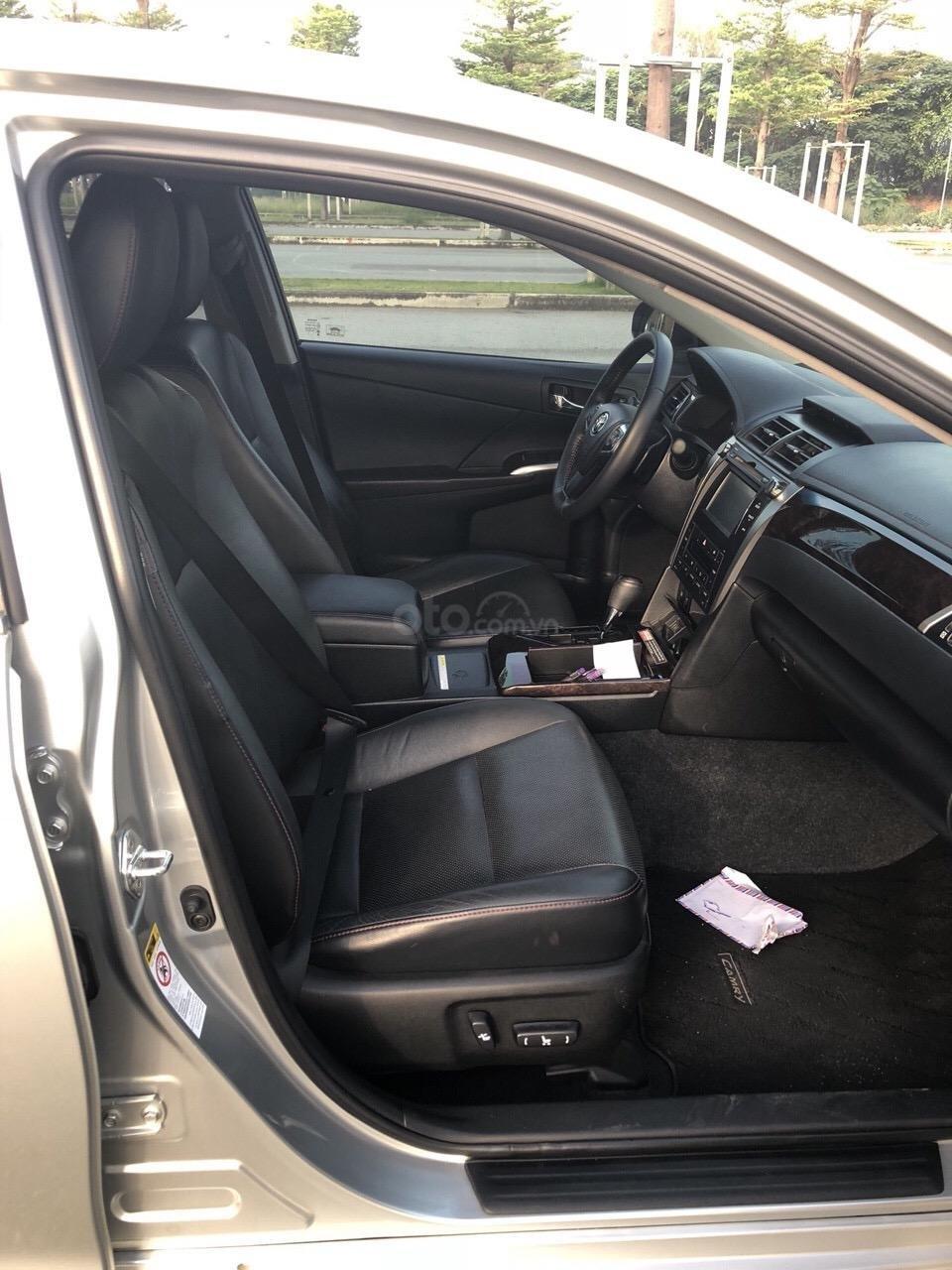 Bán Toyota Camry 2015 2.5Q, giá 856tr gặp chính chủ (8)