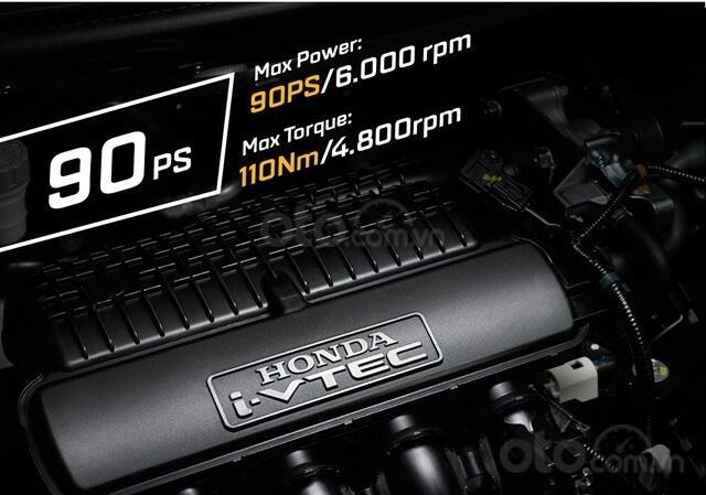 Bán xe Honda Brio sản xuất năm 2019, nhập khẩu nguyên chiếc, 418tr, LH: 0941 367 999 (5)