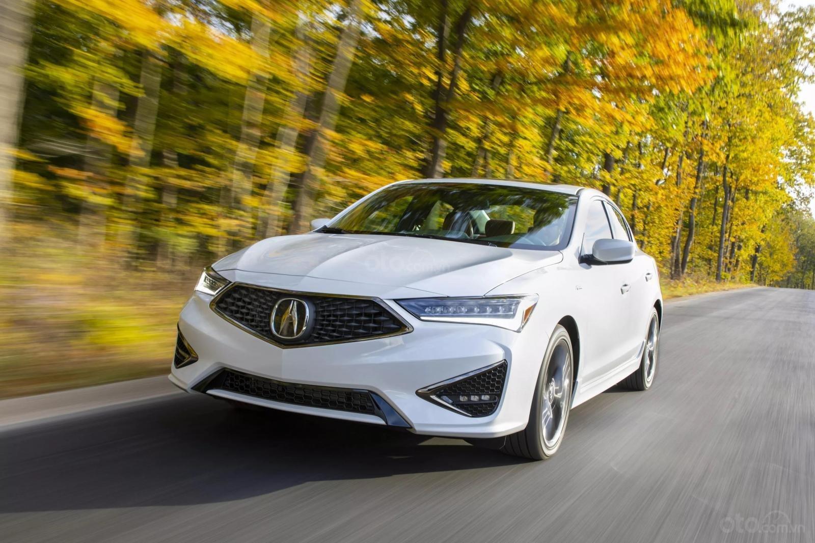 Acura ILX 2020 lên kệ với giá hơn 600 triệu đồng