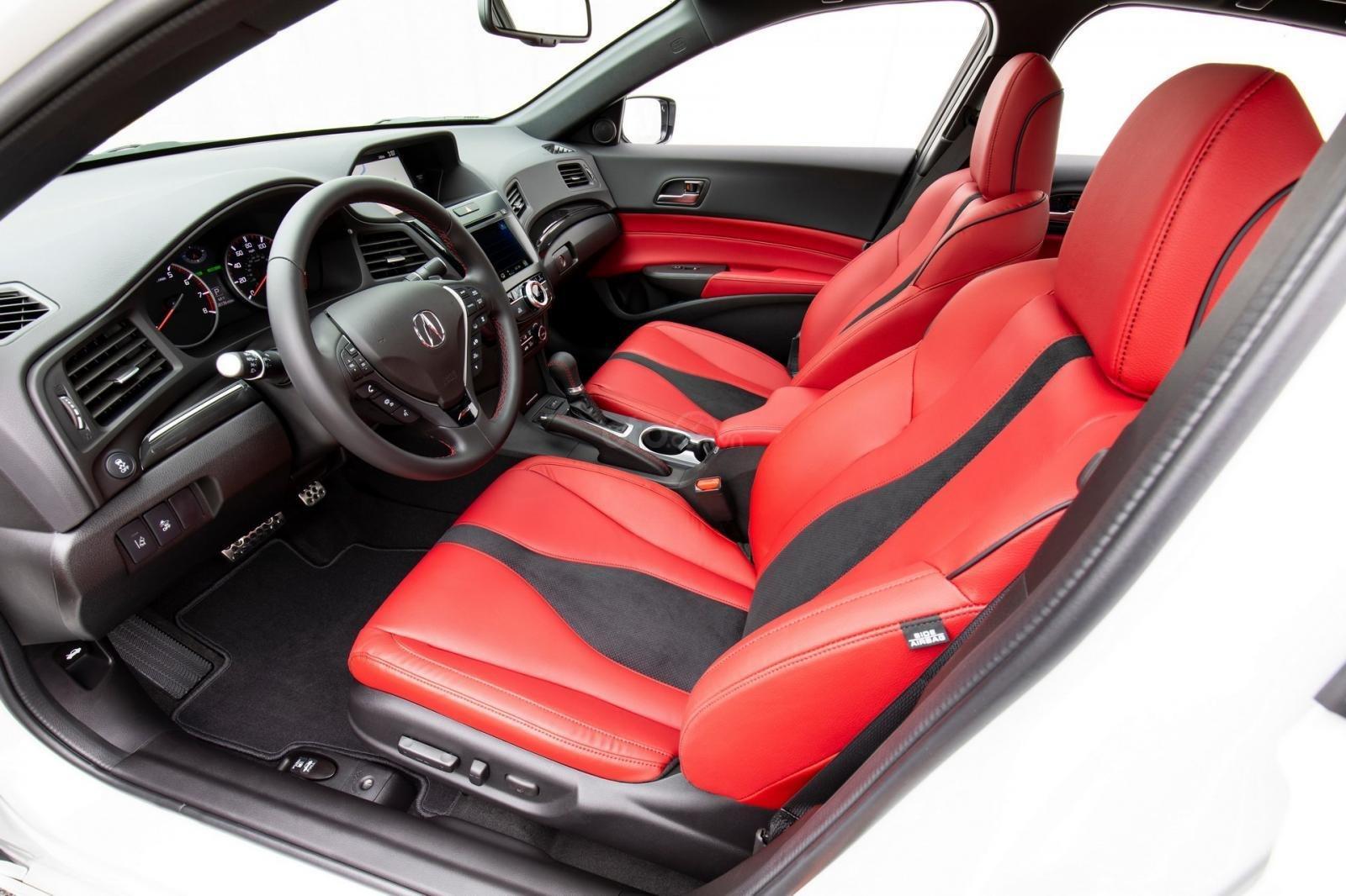 Acura ILX 2020 tích hợp các công nghệ tiện lợi đáng tiền