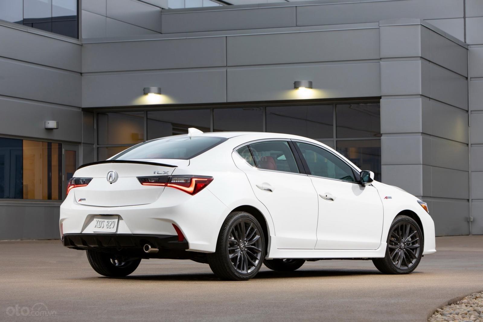 Acura ILX 2020 sẽ điều chỉnh giá cho các bộ trang bị tùy chọn kèm theo
