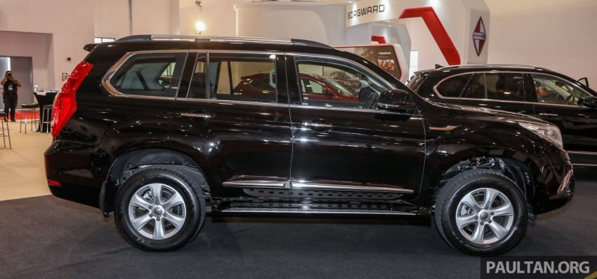 SUV 7 chỗ cao cấp Haval H9 sẽ vào tay người dùng Malaysia trong thời gian tới