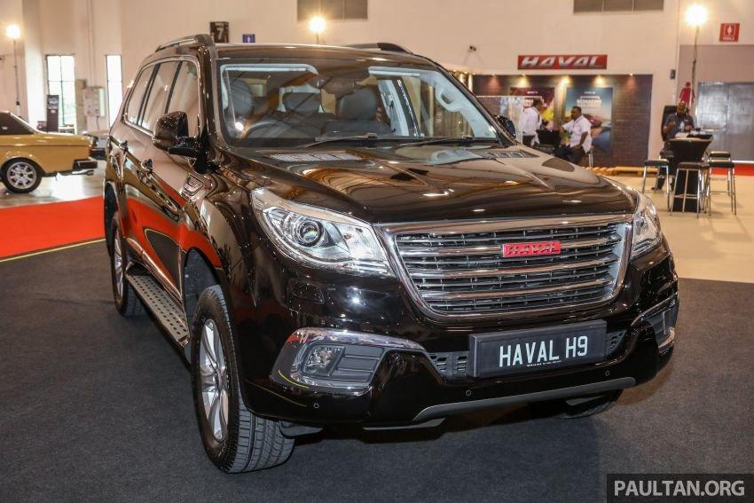 SUV 7 chỗ cao cấp Haval H9 dự kiến chào giá dưới 1,1 tỷ