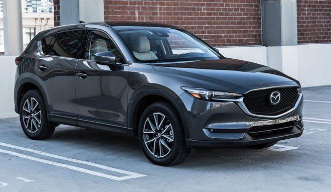 Mazda CX-5 2019 mang ngôn ngữ thiết kế KODO