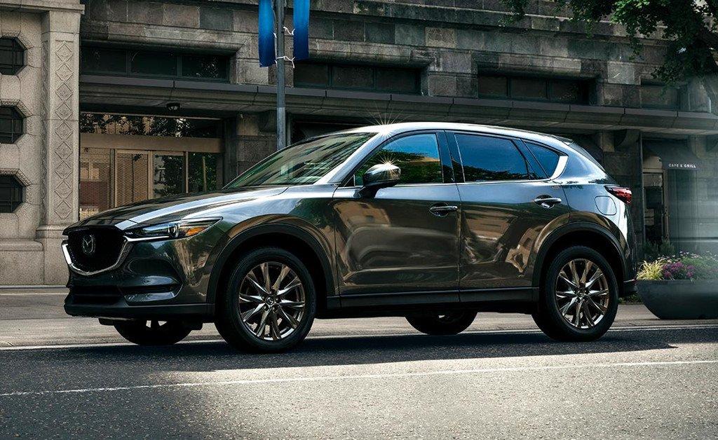 Mazda CX 5 sẽ đem lại cảm giác lái cực thể thao