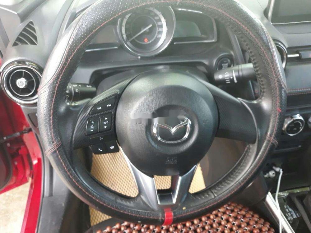 Bán ô tô Mazda 2 năm 2015, màu đỏ, xe nhập (5)