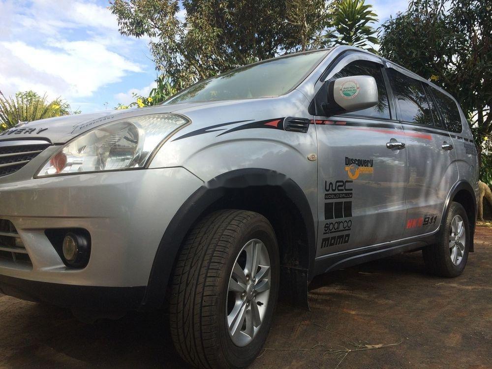 Bán Mitsubishi Zinger sản xuất năm 2008, nhập khẩu xe gia đình (1)
