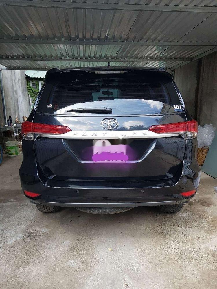 Bán xe Toyota Fortuner đời 2017, nhập khẩu (3)