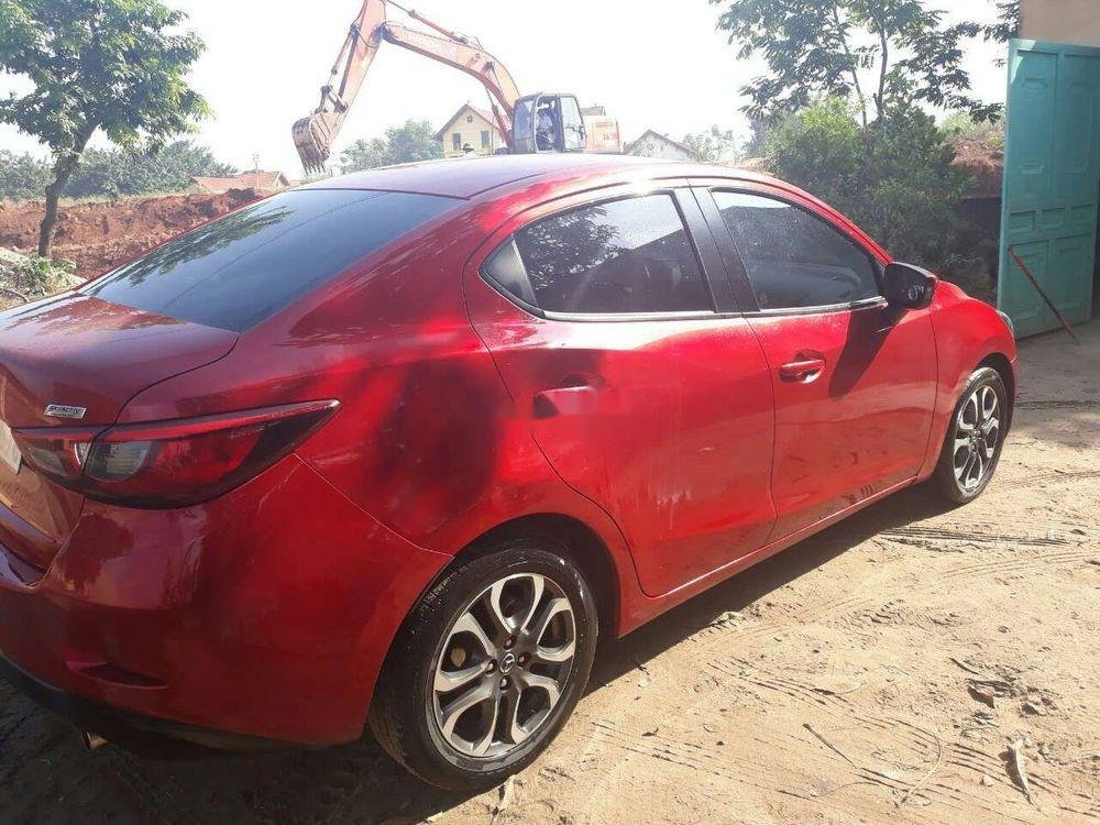 Bán ô tô Mazda 2 năm 2015, màu đỏ, xe nhập (3)