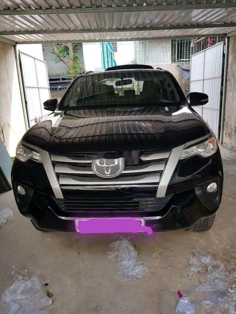Bán xe Toyota Fortuner đời 2017, nhập khẩu (1)