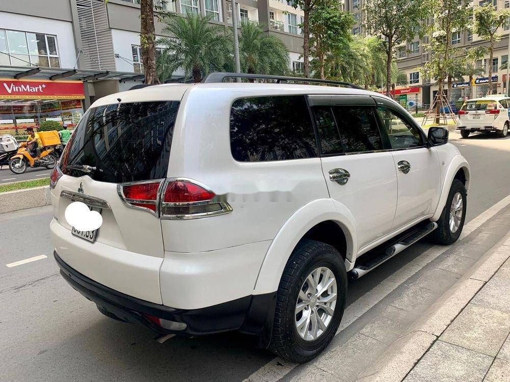 Cần bán Mitsubishi Pajero MT 2016, màu trắng, nhập khẩu   (4)