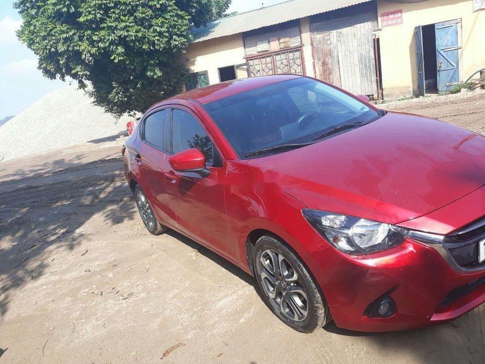 Bán ô tô Mazda 2 năm 2015, màu đỏ, xe nhập (2)