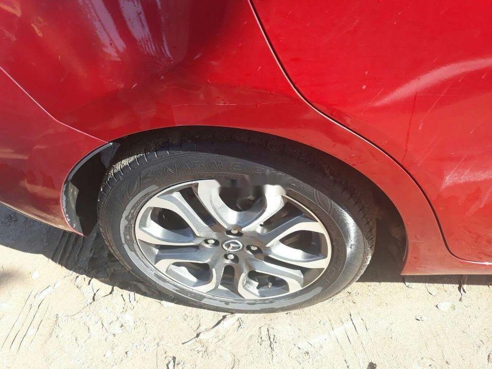 Bán ô tô Mazda 2 năm 2015, màu đỏ, xe nhập (7)