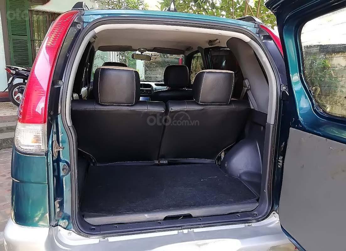 Cần bán Daihatsu Terios 1.3 4x4 MT sản xuất năm 2003, màu xanh lam (5)