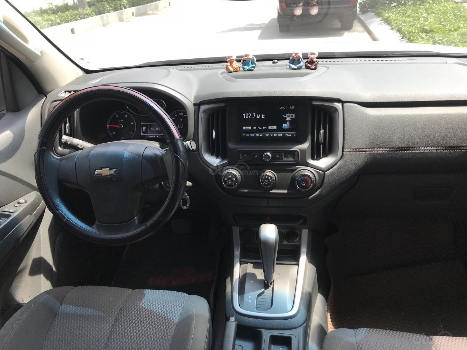 Bán Chevrolet Trailblazer 2018 nhập Thái, giá 775tr. LH: 0787.553.663 (4)