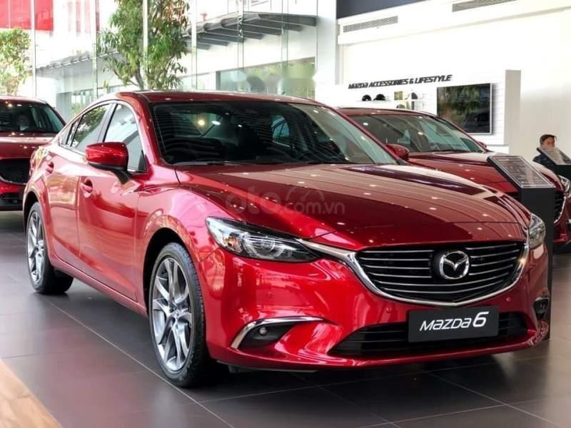 Mazda Vinh - 0912983969 - Duy nhất 1 Mazda 6 màu đỏ, giảm 90 triệu (1)