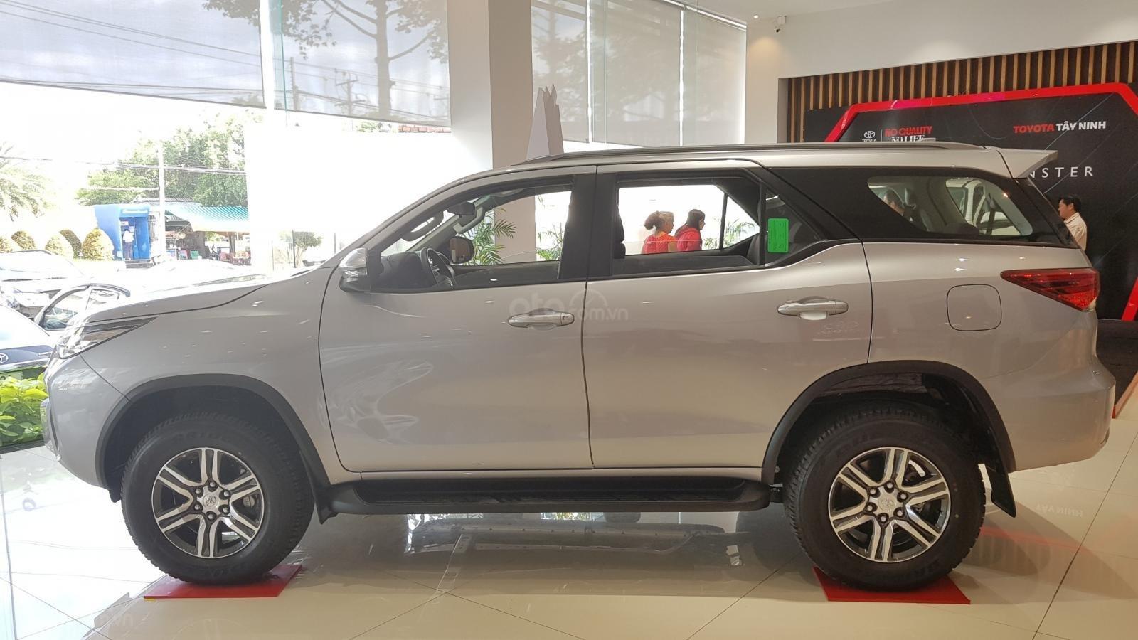 Bán xe Toyota Fortuner 2.4 G đời 2019, khuyến mãi đến 100 triệu, lãi suất 0% (2)