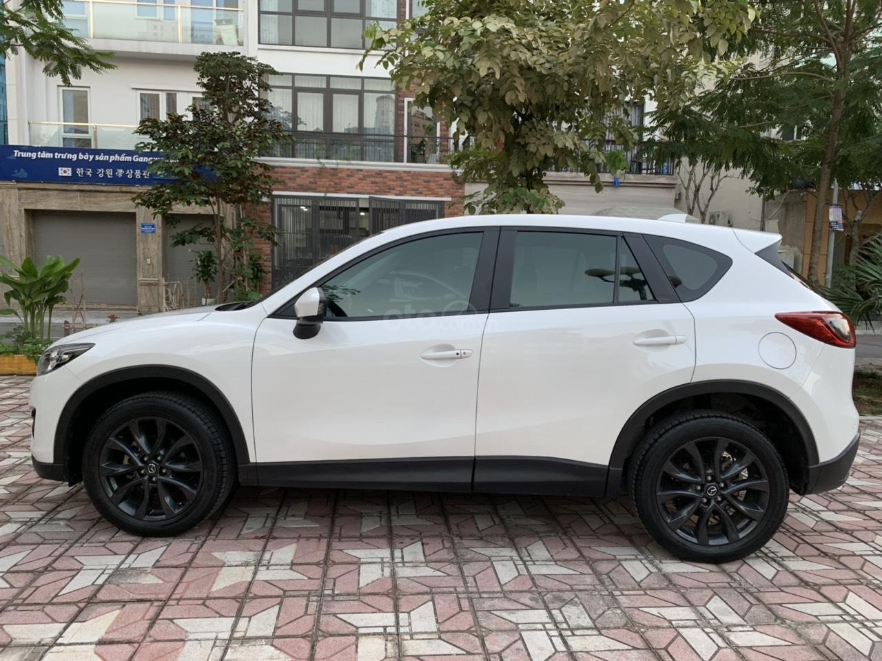 Cần bán Mazda CX 5 2.0 AT AWD năm 2013, màu trắng (6)