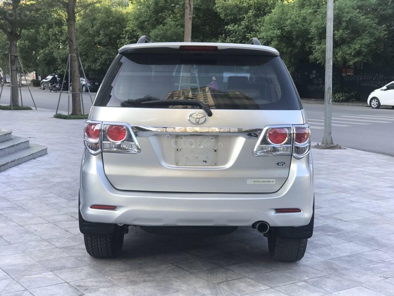 Cần bán xe Toyota Fortuner đăng ký lần đầu 2012, màu bạc, nhập khẩu nguyên chiếc, giá chỉ 670 triệu đồng (1)
