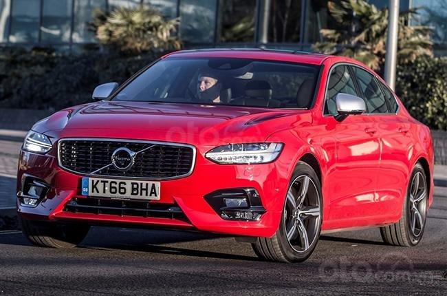 Xe plug-in hybrid của Volvo đã có sẵn để đặt hàng