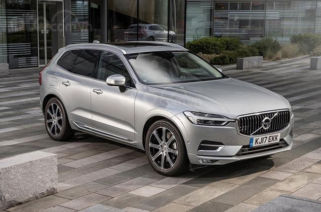 Xe plug-in hybrid của Volvo ứng dụng công nghệ tiết kiệm nhiên liệu