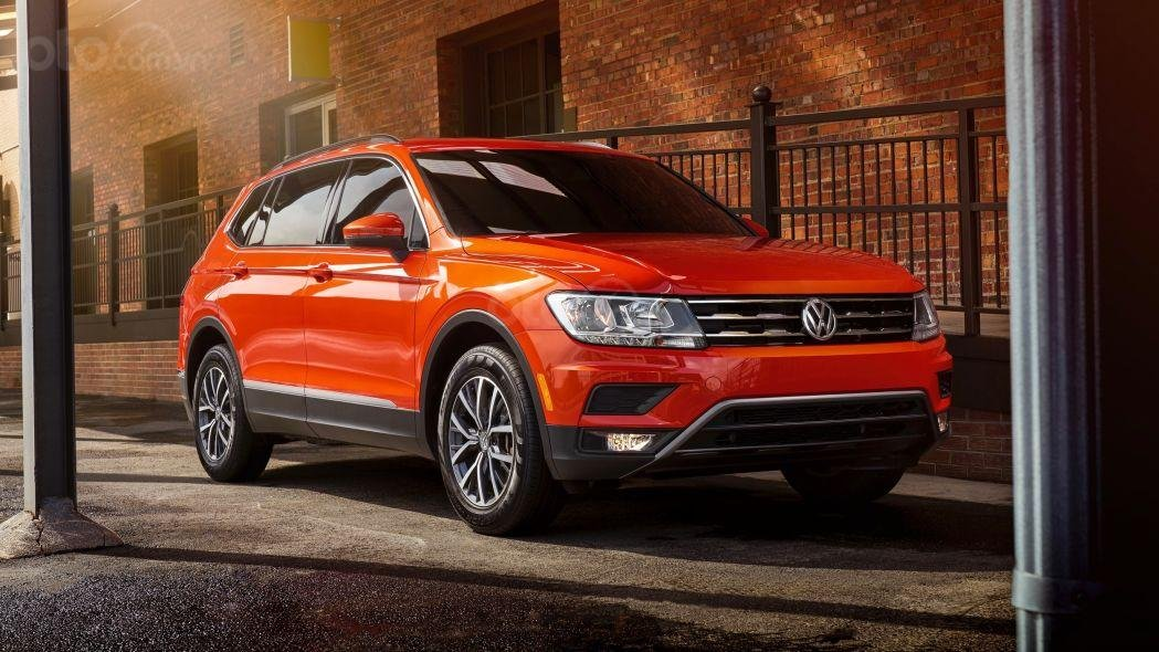 Volkswagen Tiguan 2020 bổ sung tính năng an toàn tiêu chuẩn, tăng nhẹ giá thành