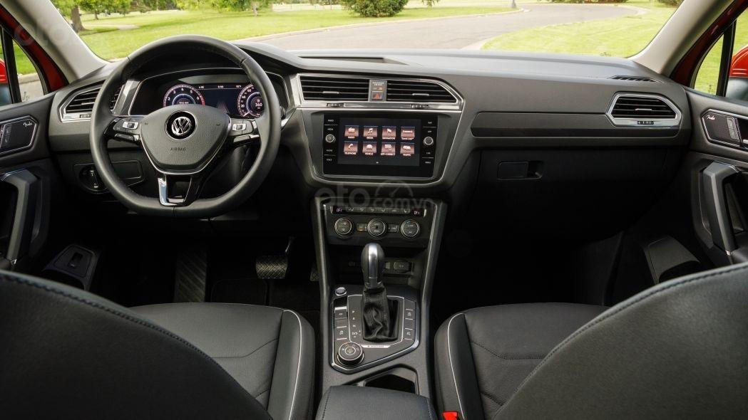 Volkswagen Tiguan 2020 tăng nhẹ giá thành