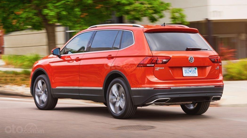 Volkswagen Tiguan 2020 tích hợp công nghệ hỗ trợ bổ sung