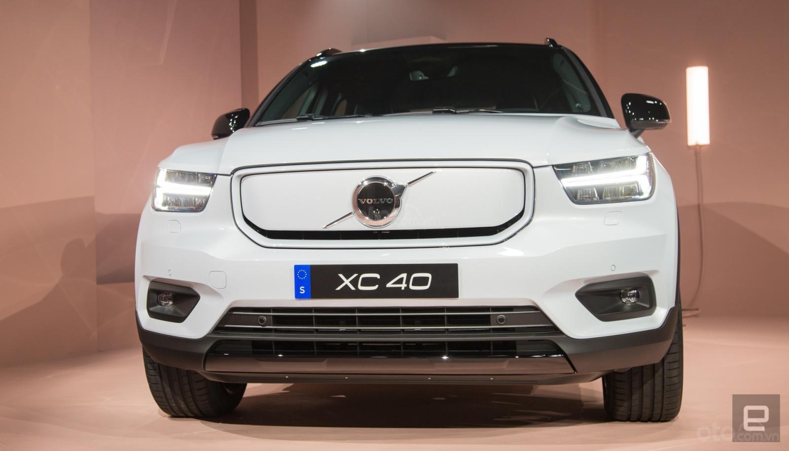 Volvo XC40 Recharge hưởng các ưu đãi tài chính