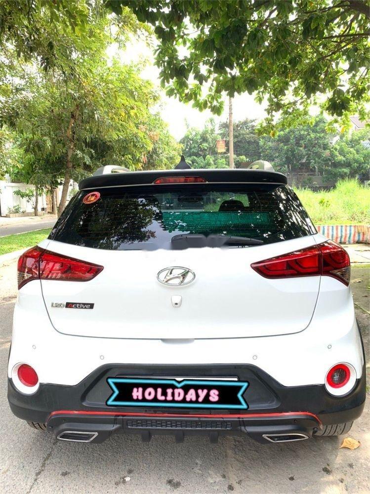 Bán Hyundai i20 Active 1.4 sản xuất năm 2015, màu trắng, nhập khẩu nguyên chiếc, giá 477tr (2)