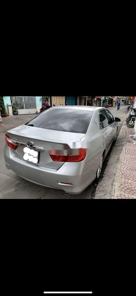 Bán xe Toyota Camry 2.5G năm sản xuất 2013, màu bạc (4)